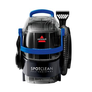 BISSELL SpotClean™ Professional Portable Carpet Cleaner - Titanium/Cobalt Blue