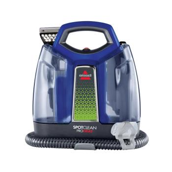 BISSELL SpotClean™ ProHeat® Portable Carpet Cleaner - Titanium/Cobalt Blue