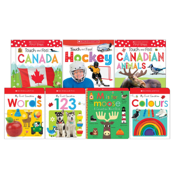 Canadian Baby 7-Book Bundle