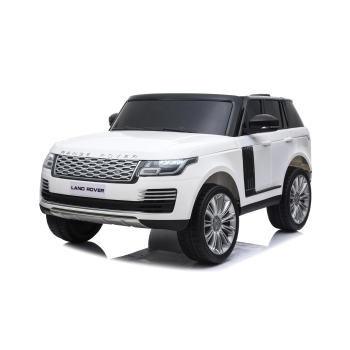 Freddo Land Rover HSE 2-Seater Ride-On Car - White