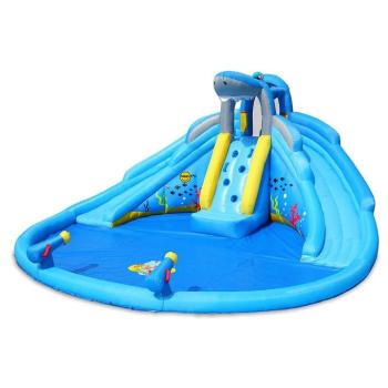 Happy Hop The Shark Pool
