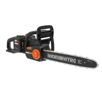 "Worx® 40V 16"" BL Chainsaw"