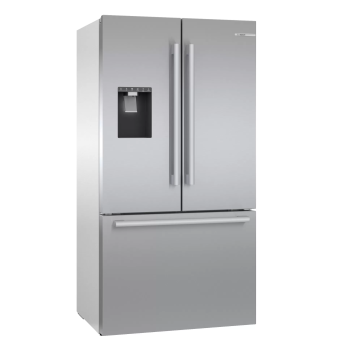 "Bosch 500 Series 36"" 21.6 Cu. Ft. French Door Refrigerator - Stainless Steel"