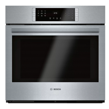 Bosch 800 Series 30'' Single Wall Oven - Stainless Steel