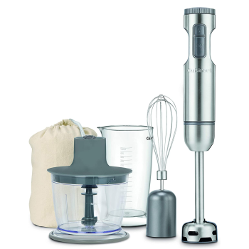 Cuisinart® Smart Stick Variable Speed Hand Blender with Chopper
