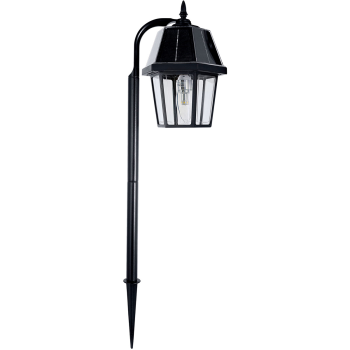 Gama Sonic® Solar Garden Light with Shepherd Hook