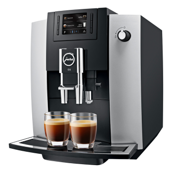 Jura® E6 Automatic Coffee Centre - Platinum