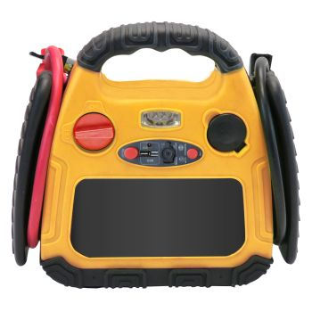 Justin Case® PowerStation With 260 PSI Air Compressor