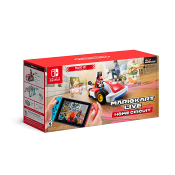 Nintendo Switch Mario Kart Live: Home Circuit™ Mario Set