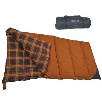 North 49 Big Boy Flannel Lined Oversized Sleeping Bag