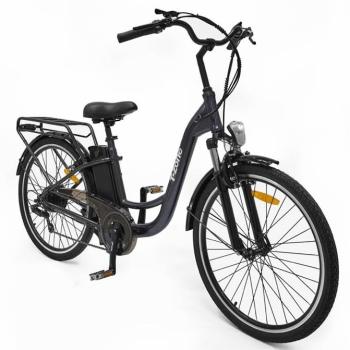 T-Zone™ Health Electric Aluminum Step-Thru E-Bike