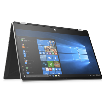 HP Pavilion 15-dq2010ca 15.6'' x360 Convertible Notebook - Includes HP 2 year Accidental Damage Protection w/Pickup and Return Service and LoJack for Consumer Notebook