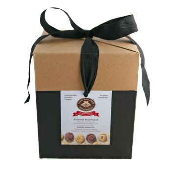 Mary Macleod's Shortbread Kraft Gift Box of Shortbread