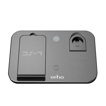Veho® DS-7 Qi Wireless Multi-Charging Station