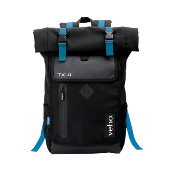 Veho® TX-4 Backpack Notebook Bag with USB Port