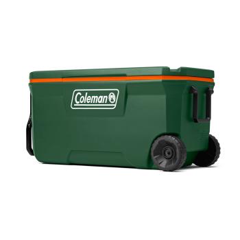 Coleman 316 Series™ 100-Quart Wheeled Cooler - Olive