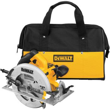 DeWalt 7-1/4'' Lightweight Circular Saw