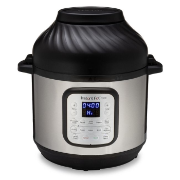 Instant Pot® Duo Crisp™ + Air Fryer 8-Quart Multi-Use Pressure Cooker