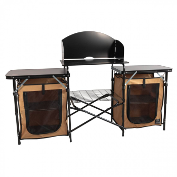 Kuma Busy Bear Camp Kitchen - Safari/Black