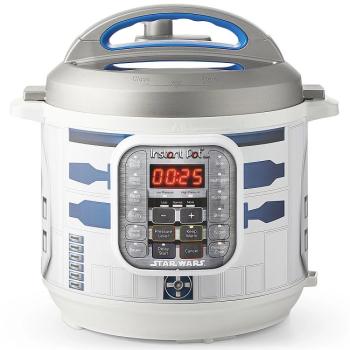 Star Wars™ Instant Pot® Duo™ 6-Quart Pressure Cooker - R2-D2