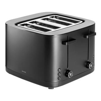 Zwilling Enfinigy 4 Short Slots Toaster - Black