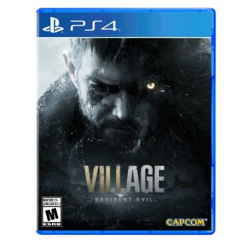 Reisdent Evil Village - PS4