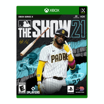 MLB The Show 21 - Xbox Series X