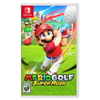 Mario Golf: Super Rush - Nintendo Switch - PREORDER