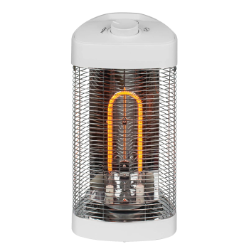 Westinghouse Infrared Electric Portable Oscillating Outdoor Heater - White