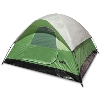 World Famous Bobcat 4-Person Tent With Rain Fly