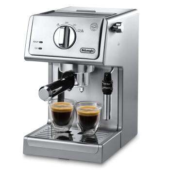 De'Longhi Manual Pump Espresso Machine and Cappuccino Maker