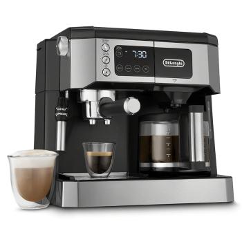 De`Longhi All-in-One Combination Coffee, Espresso and Cappuccino Machine