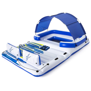 Hydro-Force Tropical Breeze 6-Person Floating Island