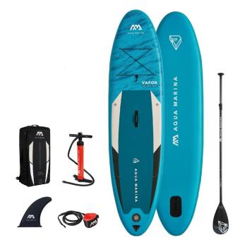 Aqua Marina Vapor 10'4'' Inflatable Stand-Up Paddleboard