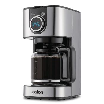 Salton® Digital Programmable 10-Cup Coffee Maker