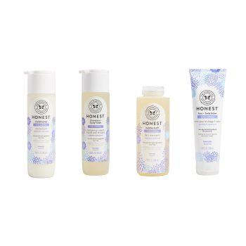 The Honest Company Dreamy Lavender Essentials Bundle