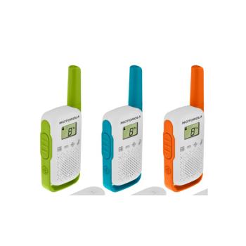 Motorola TalkAbout FRS/GMRS 2-Way Radio - 3-Pack