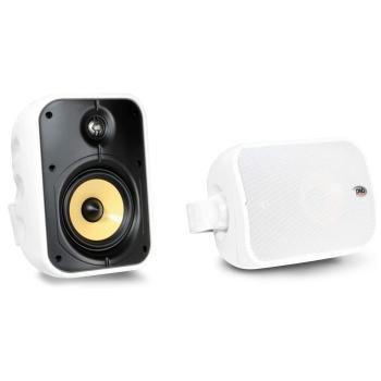 PSB CS500 Universal Indoor/Outdoor Speakers - Set of 2 – White