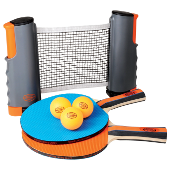 Outside Inside™ Freestyle Table Tennis