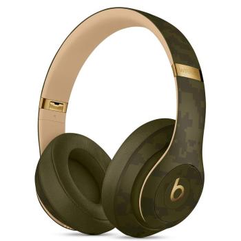 Beats Studio3 Wireless Headphones – Camo Collection – Forest Green
