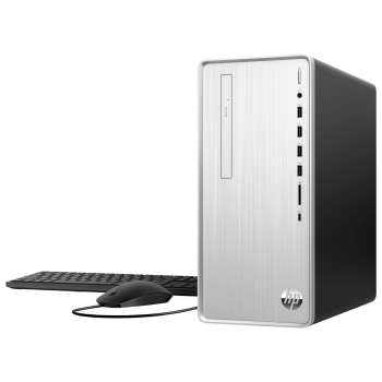 HP Pavilion TP01-1009 Desktop (Monitor Not Included) with Extended Warranty