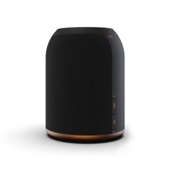 JAYS s-Living One MultiRoom Wi-Fi Speaker – Black