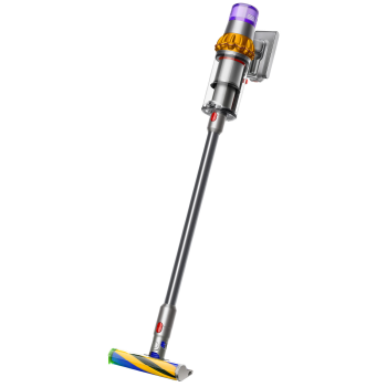 Dyson V15 Detect Total Clean Cordless Stick Vacuum – Nickel