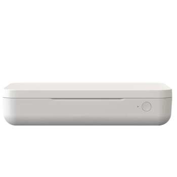 Samsung UV Sanitizer with Wireless Charging – White