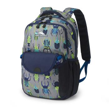 High Sierra Ollie Lunch Kit Backpack – Bugs