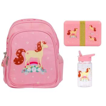 A Little Lovely Company™ School Set: Backpack – Horse