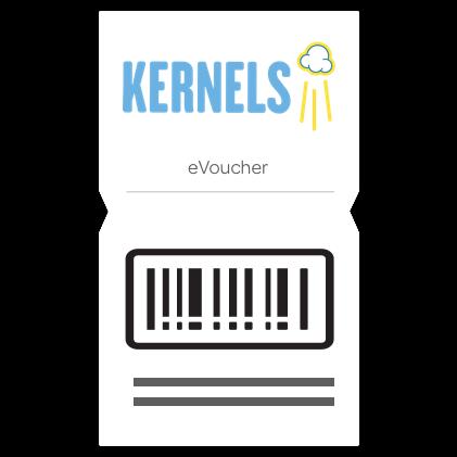 Multiple-Use $10 Kernels Virtual Gift Card