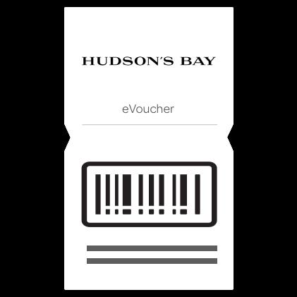 $10 Hudson's Bay eGift Card