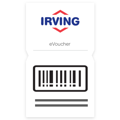 $10 Irving Oil eVoucher