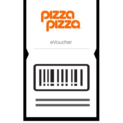 $10 Pizza Pizza eVoucher
